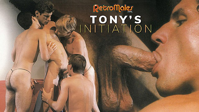 Tony's Initiation Part 4