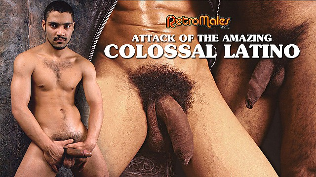 Attack of the Amazing Colossal Latino