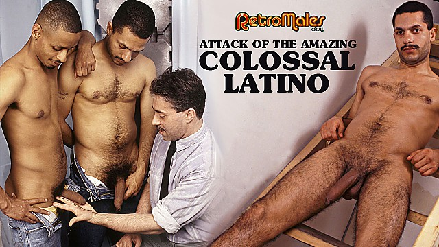 Attack of the Amazing Colossal Latino 3