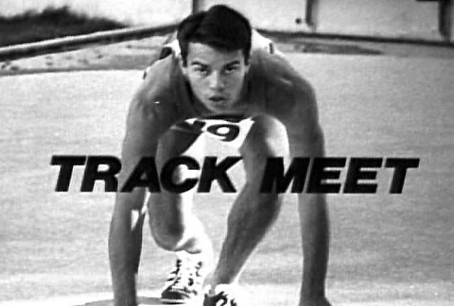 Track Meet Opening Scene