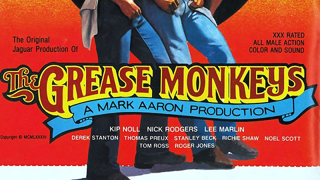The Grease Monkeys Opening Scene